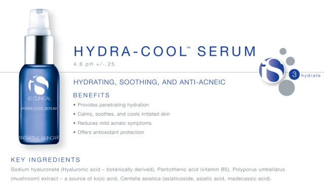 is clinical HYDRA-COOL SERUM的圖片搜尋結果